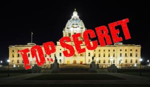 Top Secret Minnesota Legislature
